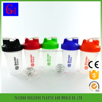 400ml sport plastic water bottle,blender protein shakers