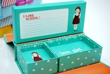 stationary box, cheap pencil box/picture of pencil box/3D pencil case