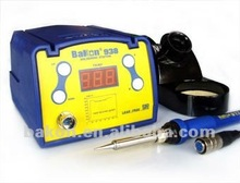 CHINA BAKON BK938 Blue and Black 70w code locking function automatic lead-free soldering station