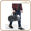 classic design business men travelling holdall bag men leather shoulder bag fashion handbags sports bag