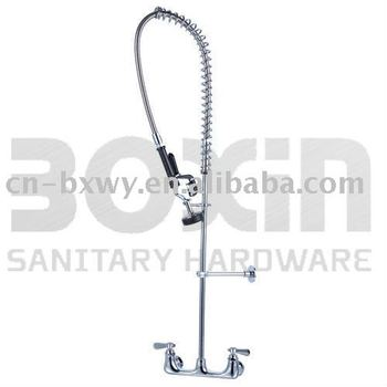 8'' Centers Commercial Kitchen Pre-rinse Faucets
