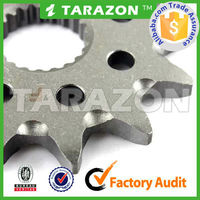 high quality rear and front motorcycle sprocket 520