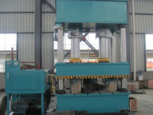Economic hydraulic press used for workshop for metal drawing and embossing