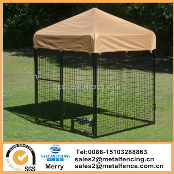 1.8mX1.8mX1.8m progressive Complete Fully Enclosed Dog Run, Bird,Pet,Cat Enclosure