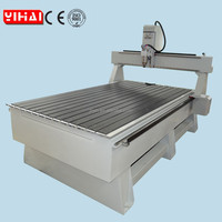 China YH-1325 hot sale! High Precision cheap sculpture wood carving cnc router machine 4 axis rotary