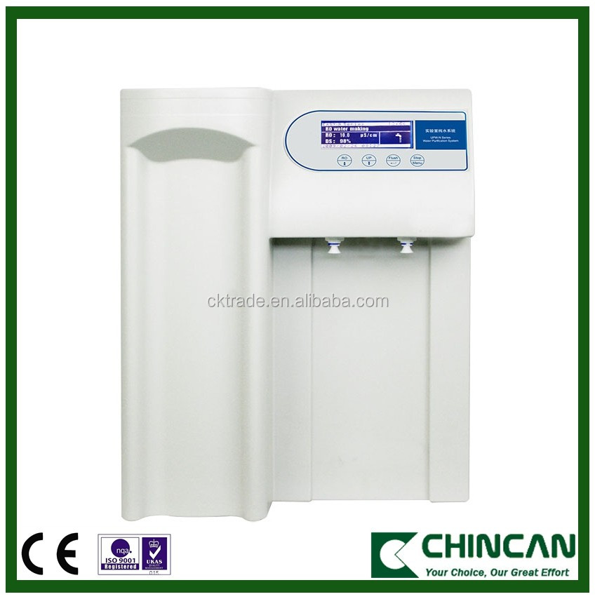 Smart-Q Economical Lab Dionized Water Purification System Basic Water Purifier (Tap water inlet)