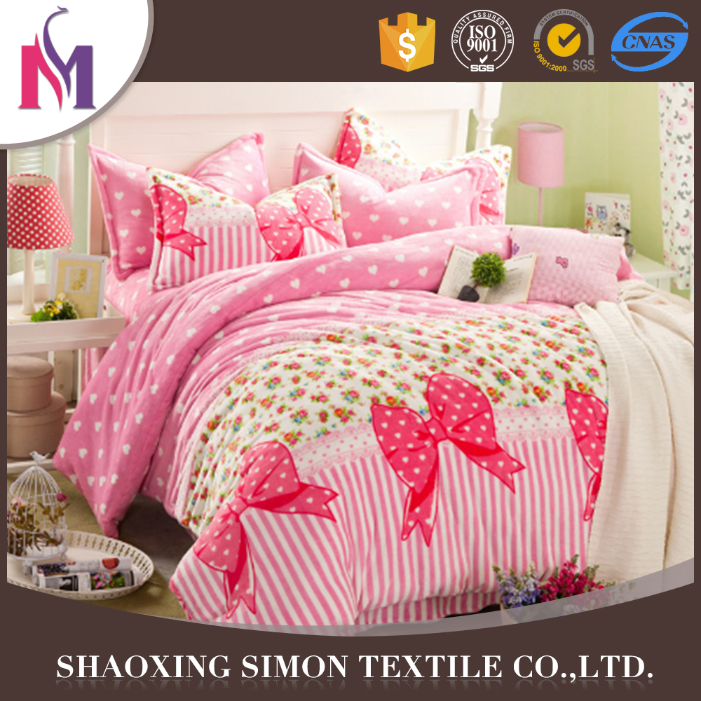 Competitive Price deep sleep liquidation quality bed sheet sets greek key bedding set