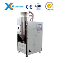 pet material industrial dehumidifying dryer machine