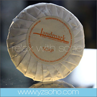 Hotel Soap / Round Antibacterial Bath Soap