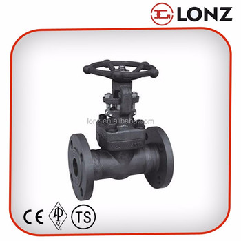 A105 800LB OS&Y Flanged Gate Valve 1 Inch