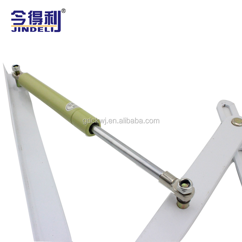0.6M Furniture Bedroom Hardware Folding Bed Bracket Frame Hydraulic Hinge