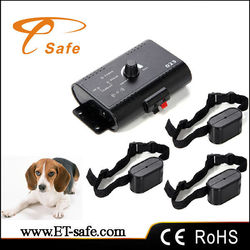 outdoor dog fence Pet training product Pet Training collar wireless radio dog electric fence