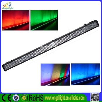 American MEGA BAR 320x10mm RGB RC LED light Bar With Remote
