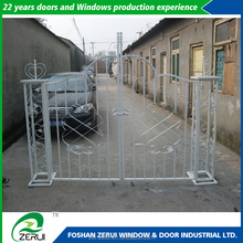 2016 The most popular cast iron gate grill design from chinese wholesaler