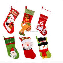 Toddler Baby Christmas Socks Cotton Infant Baby Socks