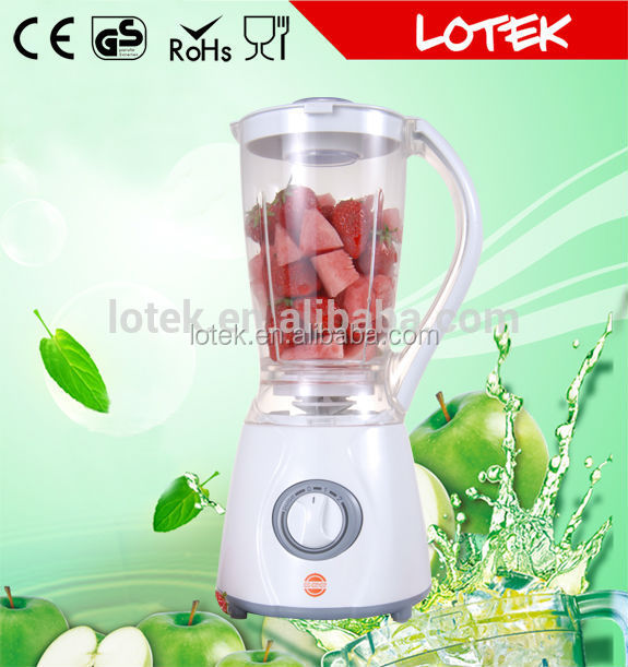 high speed GS chopper 220v 4 in 1 juicer blender