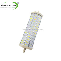 30w 118mm r7s led r7s replacing halogen lamp 400w led 110V 220V SMD2835 r7s 13W dimmable R7S LED