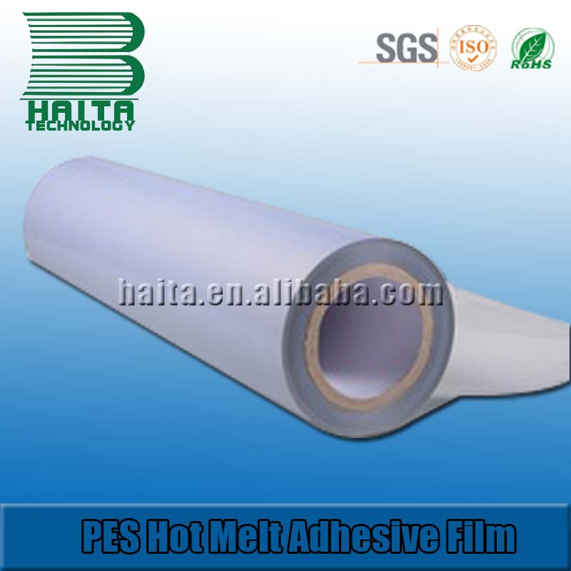 Good Performance Thermoplastic PES Hot Melt Adhesive Film