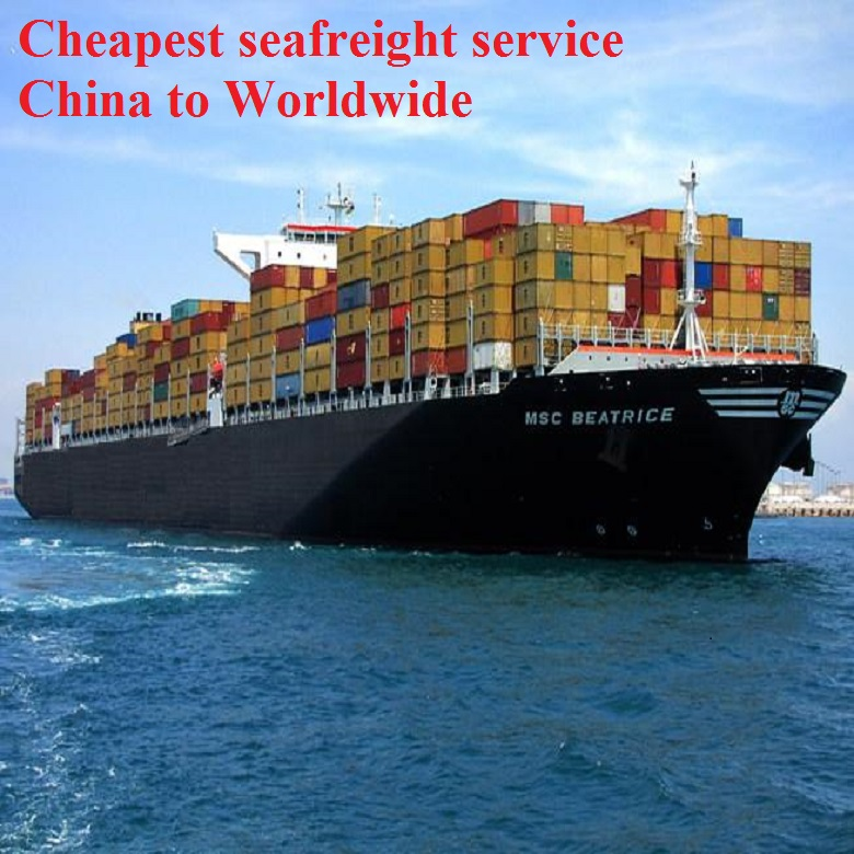 All Type Products 50% Discount DDU DDP Droshipping Consolidation LCL FCL Ocean Shipping freight China to America USA--Paul
