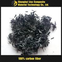 12k short carbon strand carbon fiber chopped strand for concrete structure reinforcement