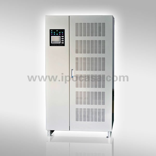 High quality online 3 phases 100 kva UPS