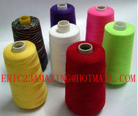 MADE IN CHINA FACTORY 100% spun polyester sewing thread 40S/2 50/2 60/2 70/2 20/3