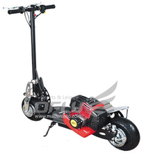 Hot selling low price 50cc gas cooler scooter