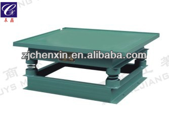 Chenxin Model ZHJ-100 Concrete Vibrating Table Wholesale