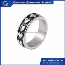FR0832 Fashion fine polishing stainless steel ring