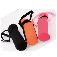 stubby holder with bottom foldable baby cooler collapsible neoprene can cooler bags