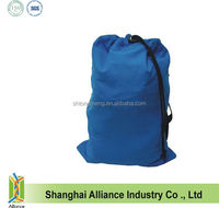 Factory directly Soft Cotton Canvas Drawstring Backpack custom cinch bag