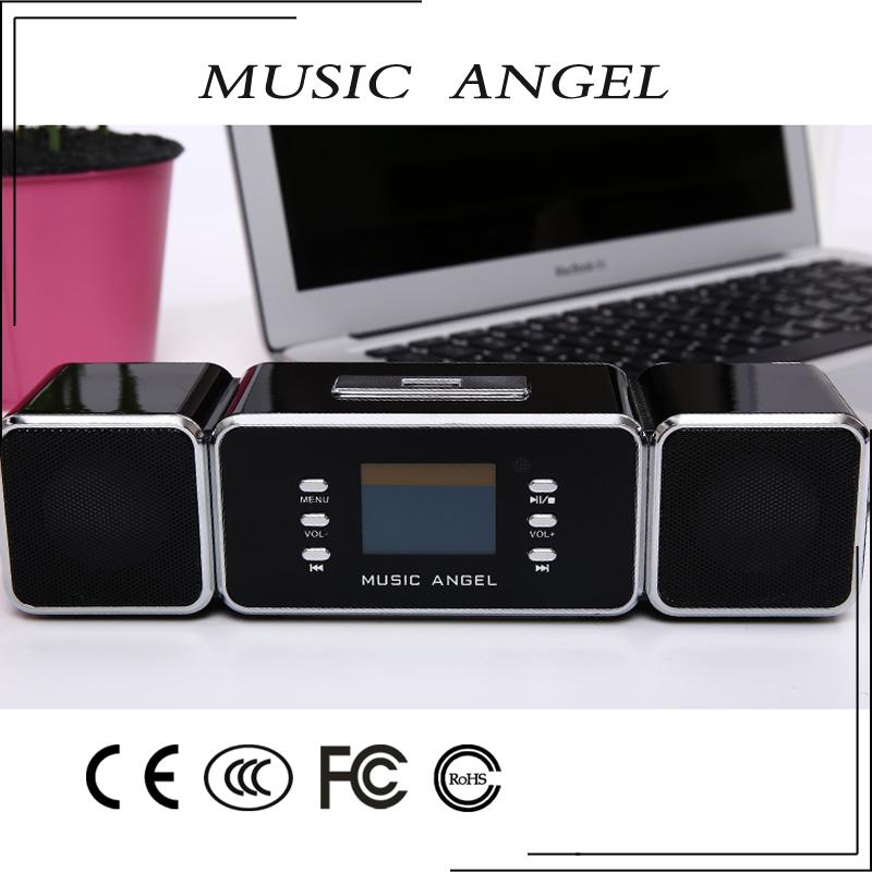 mini bluetooth wireless audio speaker sport music