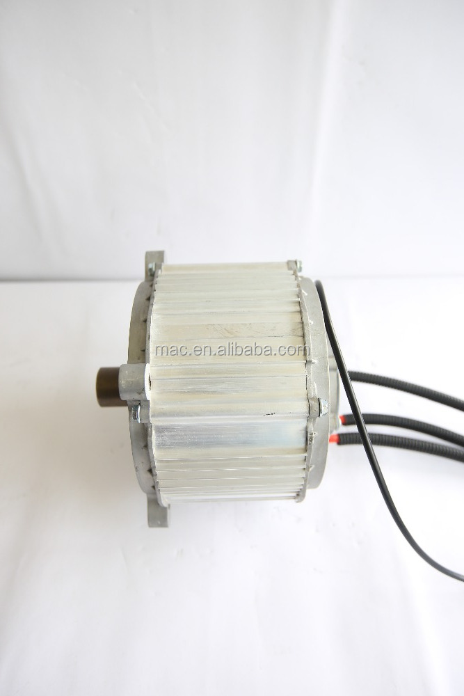 Rated power 3kw 4kw 5kw Electric Car Motor