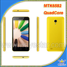 Wayestar W450 cheap android 4.2 mtk6582 quad core mobile phone 4.5'' android smartphone 3G WCDMA850/2100MHz