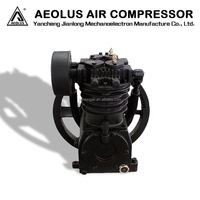 Single Stage Air Compressor pump JL1065 1180RPM 1.5HP with CE spare parts for compresor