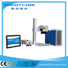 Portable Mini Fiber Metal Laser Cutting Marking Machine For Steel Plates