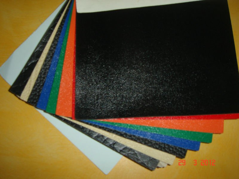 PVC/PU ARTIFICIAL LEATHER