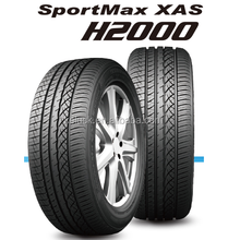 buy tyres online all season sport PCR car tires with Huasheng 225/45ZR17 235/45ZR17 XAS H2000, UTQG:420/AA/A