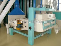 TQLZ Series High capacity vibrancy separator for wheat flour mill/separator for concrete