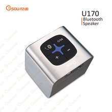 Music mini bluetooth speaker output 5w, Portable mini cube speaker bluetooth for computers