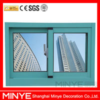 interior aluminum sliding window/aluminum profile sliding windows/general aluminum windows