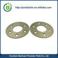 Directly manufacturer supply aluminum gear for motor / bicycle / auto BCS 0742