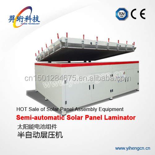 laminate solar panel Machine