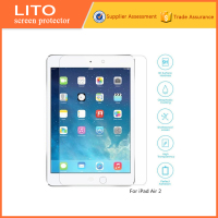 For ipad air 2 tempered glass screen protector