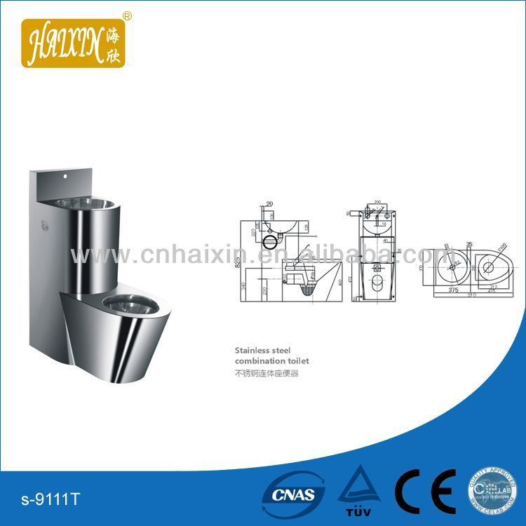 Sanitary Ware Two Pcs Toilet