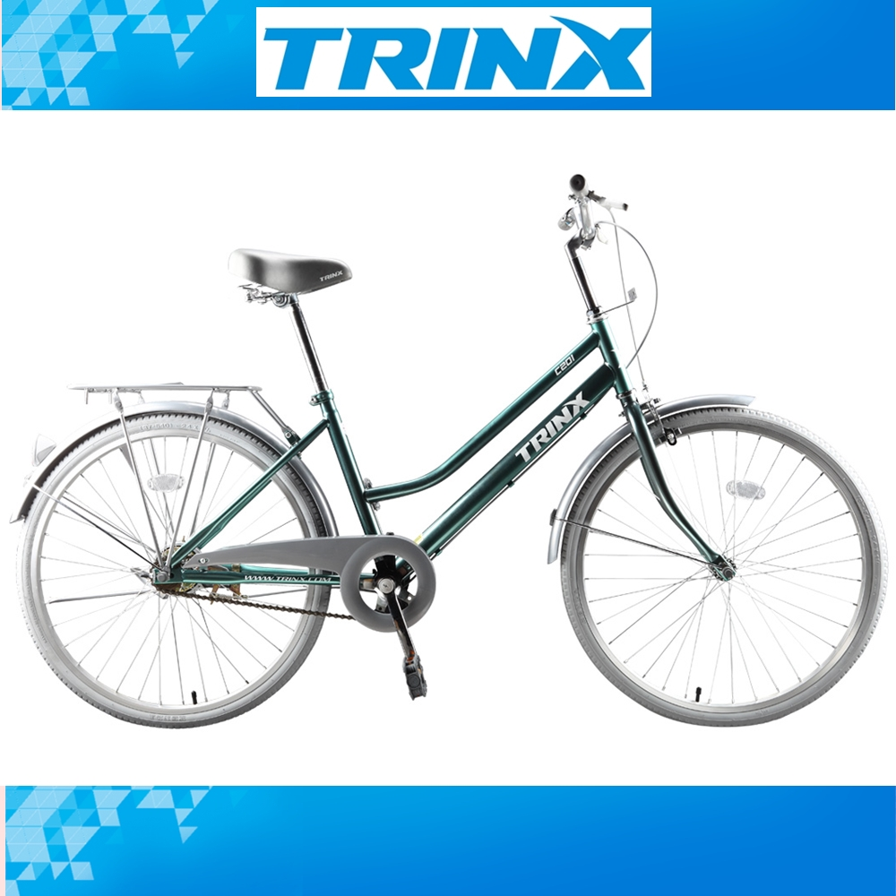 TRINX COMFORT CHEAP VINTAGE CITY CRUISER BIKE FOR SALE