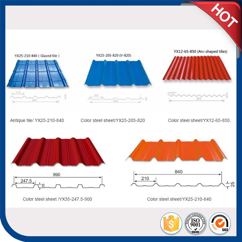 10 years Supplier sheet metal for camper roof