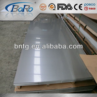 430 0.7mm sheet stainless steel with hairline surface