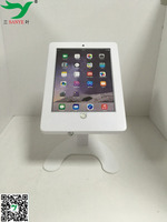 new design security holder for ipad stand aluminum