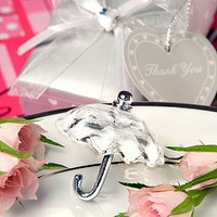 Choice Crystal Collection Umbrella Design Figurines Wedding Gifts